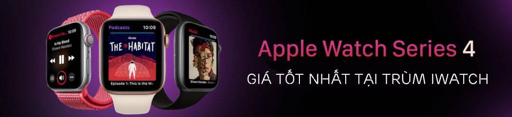Banner Đồng hồ thông minh Apple Watch Series 4