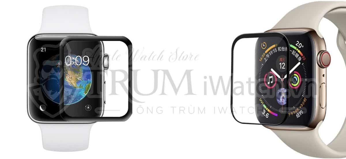 Miếng dán Apple Watch giúp đồng hồ của bạn hạn chế xước hơn, một số miếng dán skin còn tạo nên điểm nhấn trong phong cách thời trang của bạn.