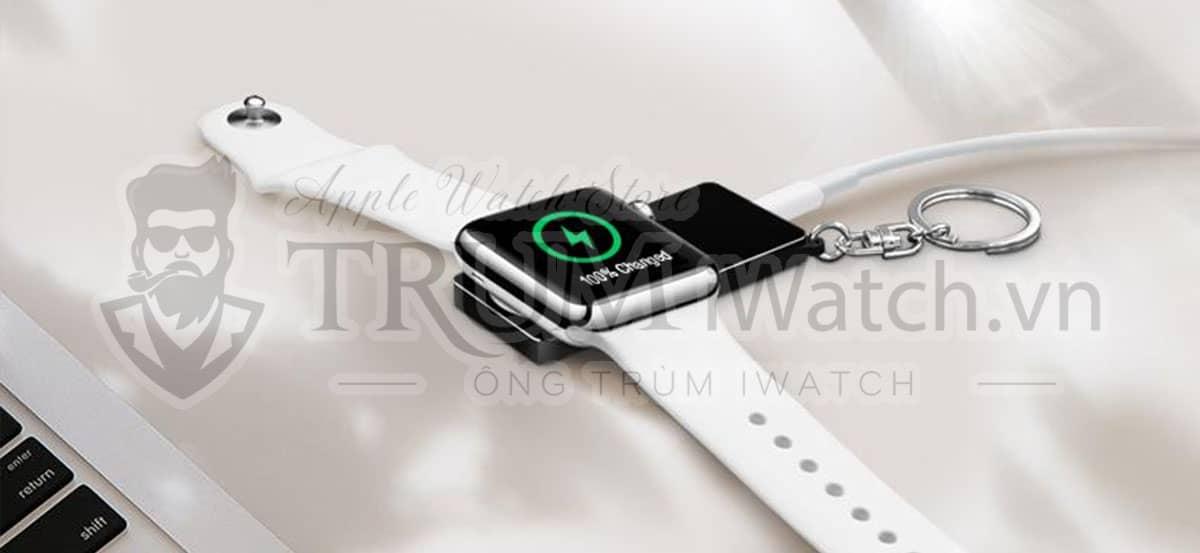 Sạc Apple Watch với nhiều mẫu mã đa dạng. Các loại sản phẩm khác nhau từ dây sạc, sạc dự phòng, sạc nhanh,...