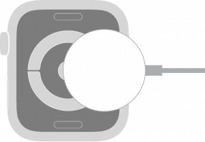 sac apple watch series 4 300x208 - Hướng dẫn cách sạc pin cho Apple Watch đúng cách hạn chế chai pin