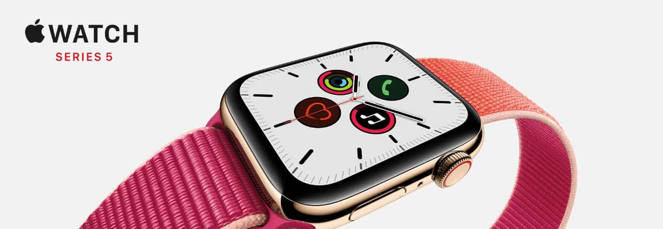 Apple Watch Series 5 - Đồng Hồ Apple Watch Series 5 Chính Hãng