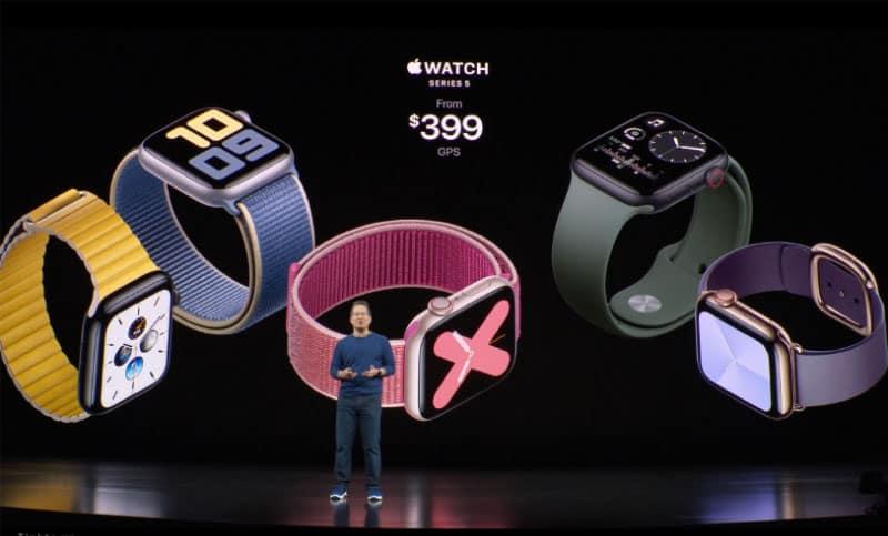 Apple cũng đã công bố giá bán chính thức của hãng trong sự kiện ngày 10/9